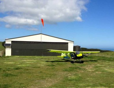 Off the Grid Te Akau Airstrip